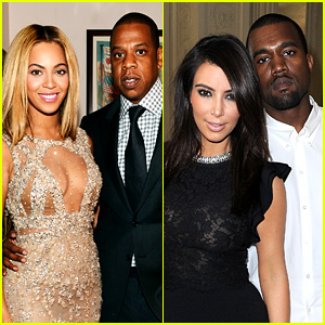 Beyonce Congratulates Kim Kardashian & Kanye West on Baby!
