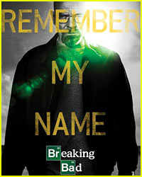 Bryan Cranston: 'Breaking Bad' Final Season Poster!