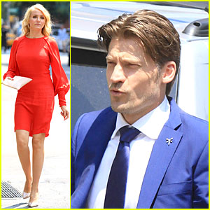 Cameron Diaz & Nikolaj Coster-Waldau: 'Other Woman' Car Scene!