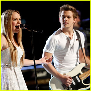 Danielle Bradbery & Hunter Hayes: 'The Voice' Finale Performance (Video)