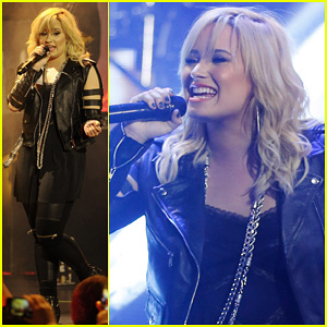 Demi Lovato: MuchMusic Awards Performances - Watch Now!