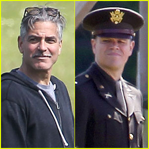 George Clooney: I Wasn't Holding Anyone's Hand!