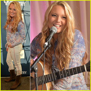 Janelle Arthur: CMT One Country & Sheba Event