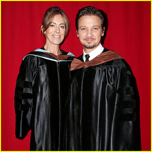 Jeremy Renner: AFI Conservatory Commencement Ceremony