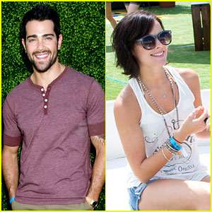 Jesse Metcalfe & Jaimie Alexander: Just Jared's Summer Kick-Off Party Presented By McDonald's!