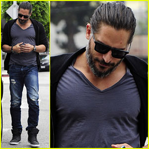 Joe Manganiello: 'Streetcar Named Desire' Star at Yale Rep!