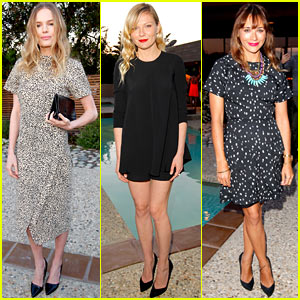 Kate Bosworth & Kirsten Dunst: Proenza Schouler Summer Supper!