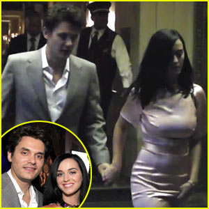 Katy Perry & John Mayer Hold Hands After Don Rickles Gala