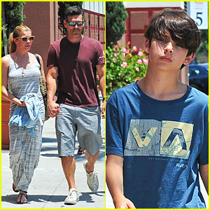 LeAnn Rimes & Eddie Cibrian: 'Man of Steel' Movie Date!