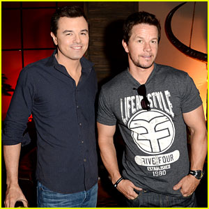 Mark Wahlberg & Seth MacFarlane Are the Guys Choice