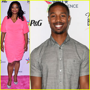Michael B. Jordan & Octavia Spencer: 'Fruitvale Station' L.A. Screening