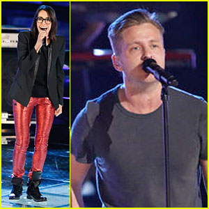 Michelle Chamuel & One Republic: 'The Voice' Finale Performance (Video)