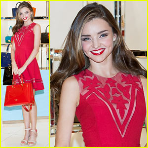 Miranda Kerr: Samantha Thavasa Promotion in South Korea!