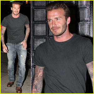 David Beckham: Bringing Professional Soccer to Miami?