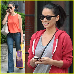 Olivia Munn: 'Jimmy Fallon' Appearance on Wednesday!
