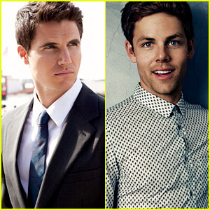 Robbie Amell & Lachlan Buchanan: 'August Man' Features!