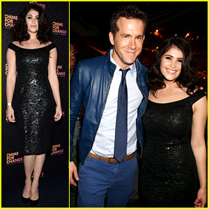 Ryan Reynolds: Chime for Change with Gemma Arterton!