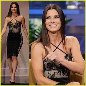 Sandra Bullock Talks Naked Scene with Chelsea Handler!