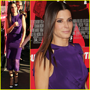 Sandra Bullock: 'The Heat' Boston Screening!