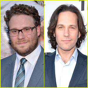 Seth Rogen & Paul Rudd: 'This Is The End' Los Angeles Premiere!
