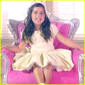 Sophia Grace: 'Girls Just Gotta Have Fun' Music Video - Watch Now!