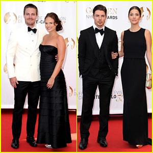 Stephen Amell & Cassandra Jean: Monte Carlo Closing Night!