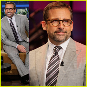 Steve Carell: 'Tonight Show with Jay Leno' Visit!