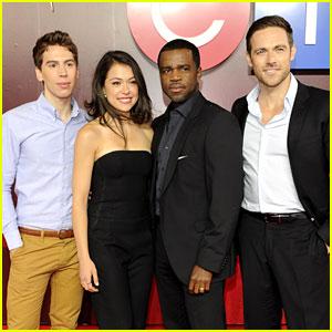 Tatiana Maslany & 'Orphan Black' Cast: CTV Upfront 2013!