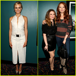 Taylor Schilling: 'Orange is the New Black' Screening!