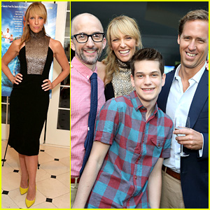 Toni Collette & Liam James: 'Way, Way Back' Hamptons Screening