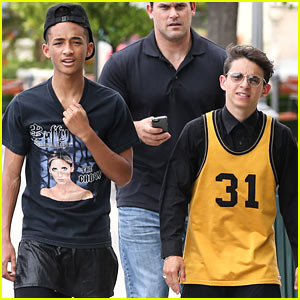 Moises Arias Photos News And Videos Just Jared Page 4