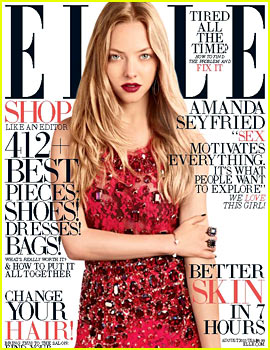 Amanda Seyfried to 'Elle': Sexual Attraction is a Must!