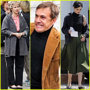 Amy Adams & Krysten Ritter Begin Filming 'Big Eyes'!