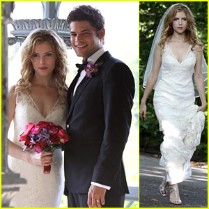 Anna Kendrick & Jeremy Jordan: 'Last 5 Years' Wedding Scene!