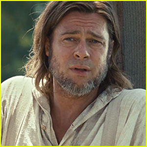 Brad Pitt: '12 Years a Slave' Trailer - Watch Now!