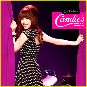 Carly Rae Jepsen: Candie's Campaign Photos!