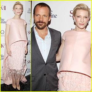 Cate Blanchett & Peter Sarsgaard: 'Blue Jasmine' Premiere!