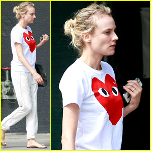 Diane Kruger: My Mom Questioned Joshua Jackson About His Mug Shot