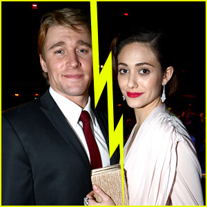 Emmy Rossum & Tyler Jacob Moore Split