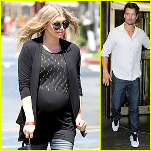 Fergie & Josh Duhamel: Having a Boy!