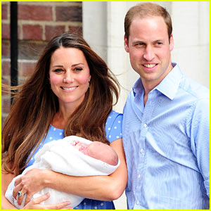 Royal Baby Name: George Alexander Louis!