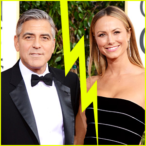 George Clooney & Stacy Keibler Split