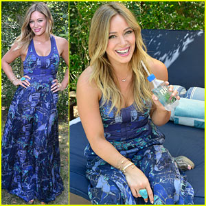 Hilary Duff: Fiji Water Days of Summer Host