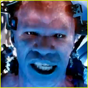 Jamie Foxx: 'Amazing Spider-Man 2' Electro Comic-Con Teaser