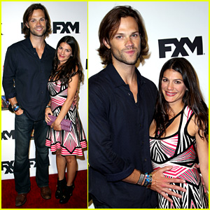 Jared Padalecki Expecting Second Child with Wife Genevieve!