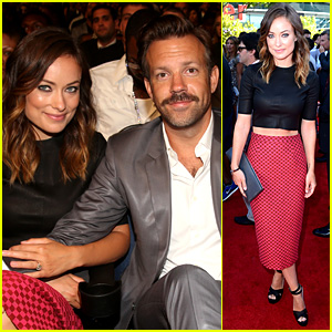 Jason Sudeikis: Olivia Wilde Has Made Out with More Chicks Than I Have!