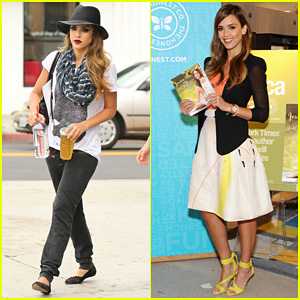Jessica Alba: Photo Shoot Ready in Hollywood!