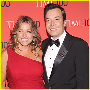 Jimmy Fallon Welcomes Baby Girl with Nancy Juvonen!