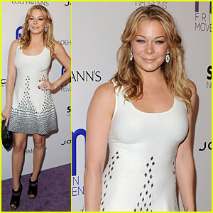 LeAnn Rimes: Friends Movement Anti-Bullying Concert!