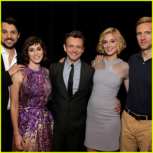 Lizzy Caplan & Michael Sheen: 'Masters of Sex' TCA Tour Panel